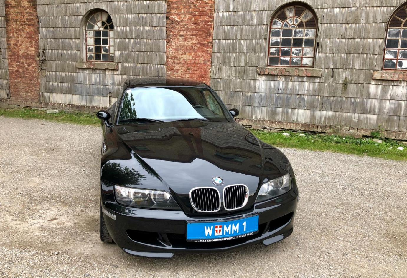 BMW Z3 M COUPE S54